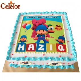 Photo Cake 06