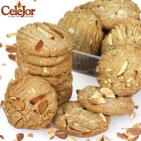Whole Wheat Alomnd Cookies
